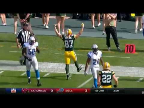 Jordy Nelson Top 5 Destinations
