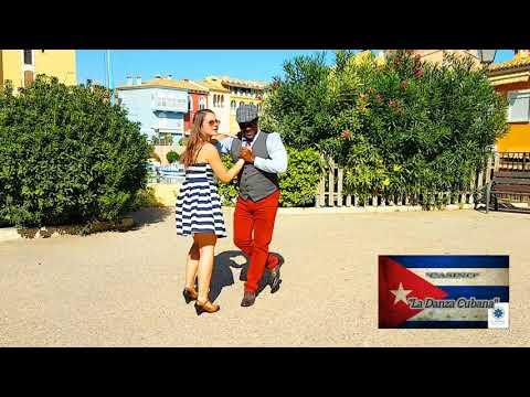 Danse Cubaine Casino Julio Moré.