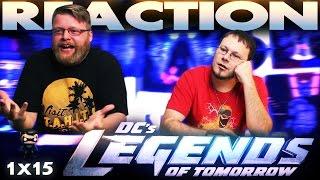 "Legends of Tomorrow 1x15 REACTION!! ""Destiny"""