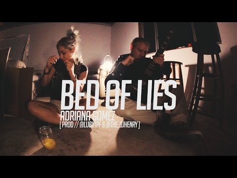 Bed Of Lies – Nicki Minaj Feat Skylar Grey (cover by Adriana)