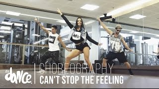 Can't stop the Feeling - Justin Timberlake | Choreography - FitDance - 4k Video