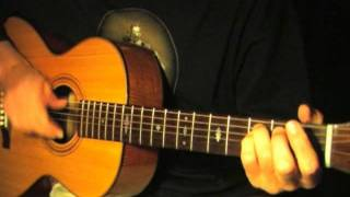 When Did You Leave Heaven - Lesson 2 - Big Bill Broonzy - Free TAB