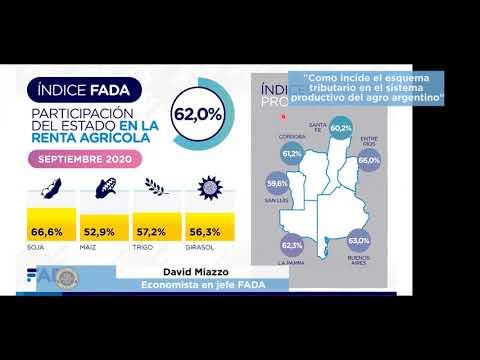 Cómo incide el esquema tributario en el sistema productivo del agro argentino