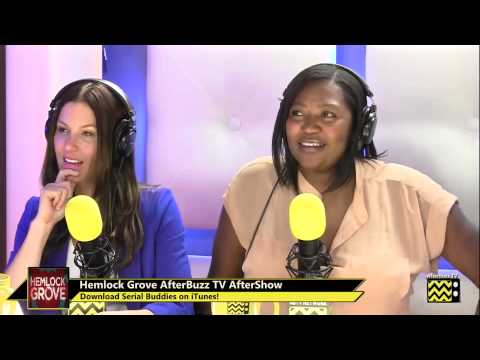 """Hemlock Grove After Show w/ Dean A. O'Dell Season 1 Episode 10 """" What God Wants """"   AfterBuzz TV"""