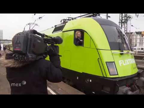 Neue Konkurrenz: Schnellzug Flixtrain vs. Deutsche Ba ...