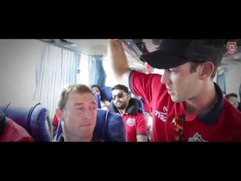 Behind the Scenes with Maxwell - Episode 6 | From Mumbai to Pune | Kings XI Punjab | IPL8 | KXIP