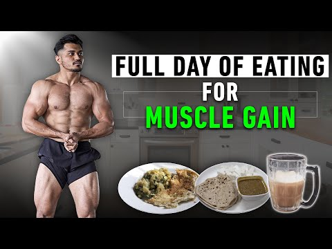 Full Day Of Eating Bulking Diet   Rocky Transformation Ep 5