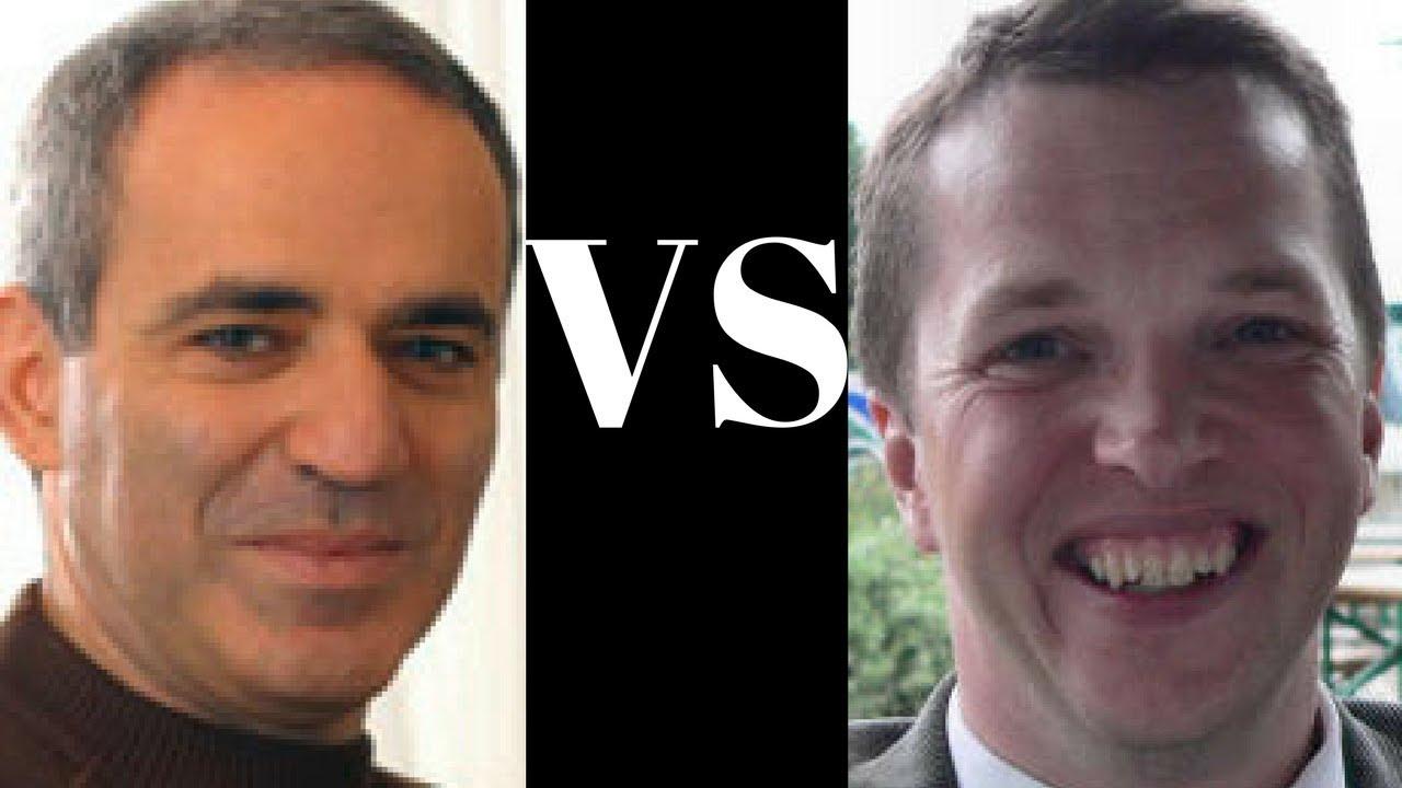 Amazing Chess Game : Garry Kasparov vs Nigel Short Blitz Match 2011, Game 4 of 8 – Evans Gambit