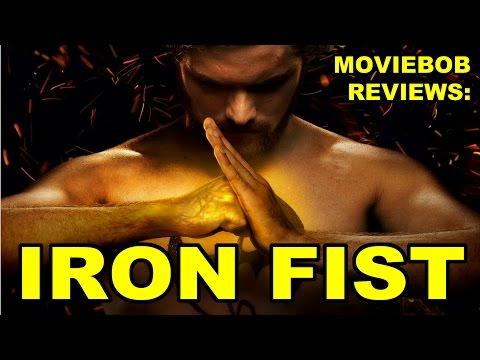 MovieBob Reviews: Iron Fist