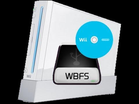 Como Añadir Juegos Wii iso a una Unidad Usb en formato wbfs|WBFS Manager