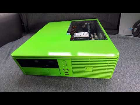 UNUSED business hp DC 7800 sff computer IS NOW A GAMING PC
