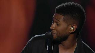 Usher, Valerie Simpson And Mike Stoller - You're All I Need To Get By / Stand By Me