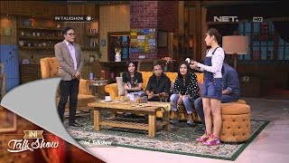 Video Ini Talk Show - Penulis Part 4/4 - Haruka Jkt48, Alika, Boris, Mad Dog dan Ashilla MP3, 3GP, MP4, WEBM, AVI, FLV Agustus 2018