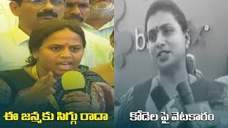 Video TDP Anuradha VS YCP MLA Roja || Strong Counters Between TDP VS YCP || Telugu Trending MP3, 3GP, MP4, WEBM, AVI, FLV September 2019