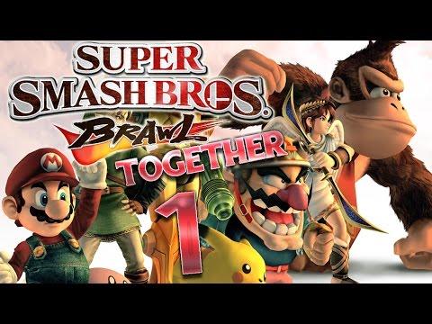 Brawl - Super Smash Bros. Brawl Together [Deutsch/Together/Juli/Missionen] Part 1: Mit Juli durch den Subraum-Emissär ▻ Meinen Kanal abonnieren: http://goo.gl/440Rdg ▻ Facebook Fanpage: http://goo.gl...
