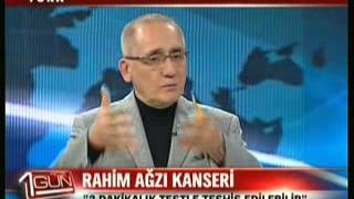 OTA&Jinemed Hastanesi - Prof.Dr.Teksen Çamlıbel - Rahim ağzı kanseri