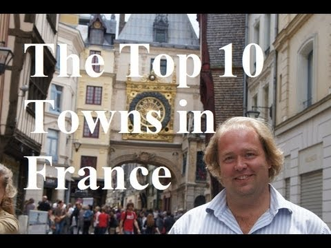 France - http://www.woltersworld.com Thinking of visiting France? It is the most popular tourist destination in Europe and for very good reason. But where to go in Fr...