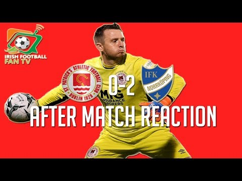 "St Pats 0-2 Norrköping FC | After Match Reaction | ""We'll Go There And Look For An Early Goal"""