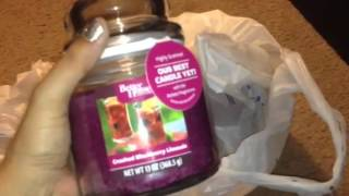 Here is my small but fun Walmart wax haul, hope you enjoyed! If you'd like to see a video of my wax/candle collection, like this video and comment below. Tha...