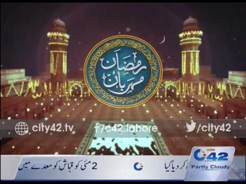 Ramzaan Meharbaan 22nd June 2016