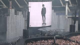 Indochine - Intro et arrivée @ Stade de France 27-06-2014  HD