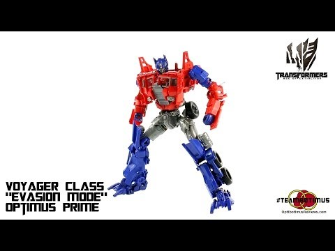 Video Review of the Transformers Age of Extinction: Voyager Class