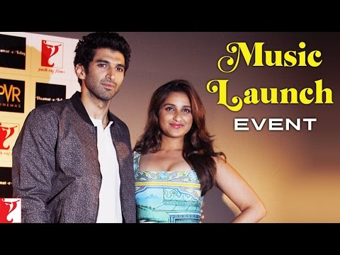 Daawat-e-Ishq - Music Launch Event