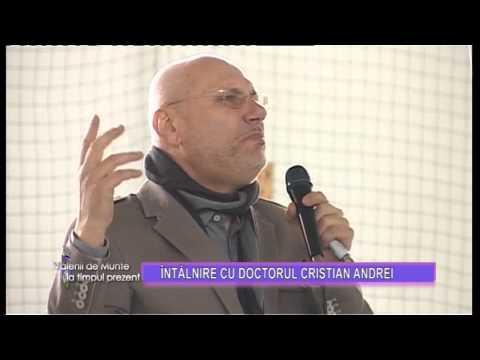 Emisiunea Vălenii de Munte la timpul prezent – Întâlnire cu doctorul Cristian Andrei – 13 februarie 2015