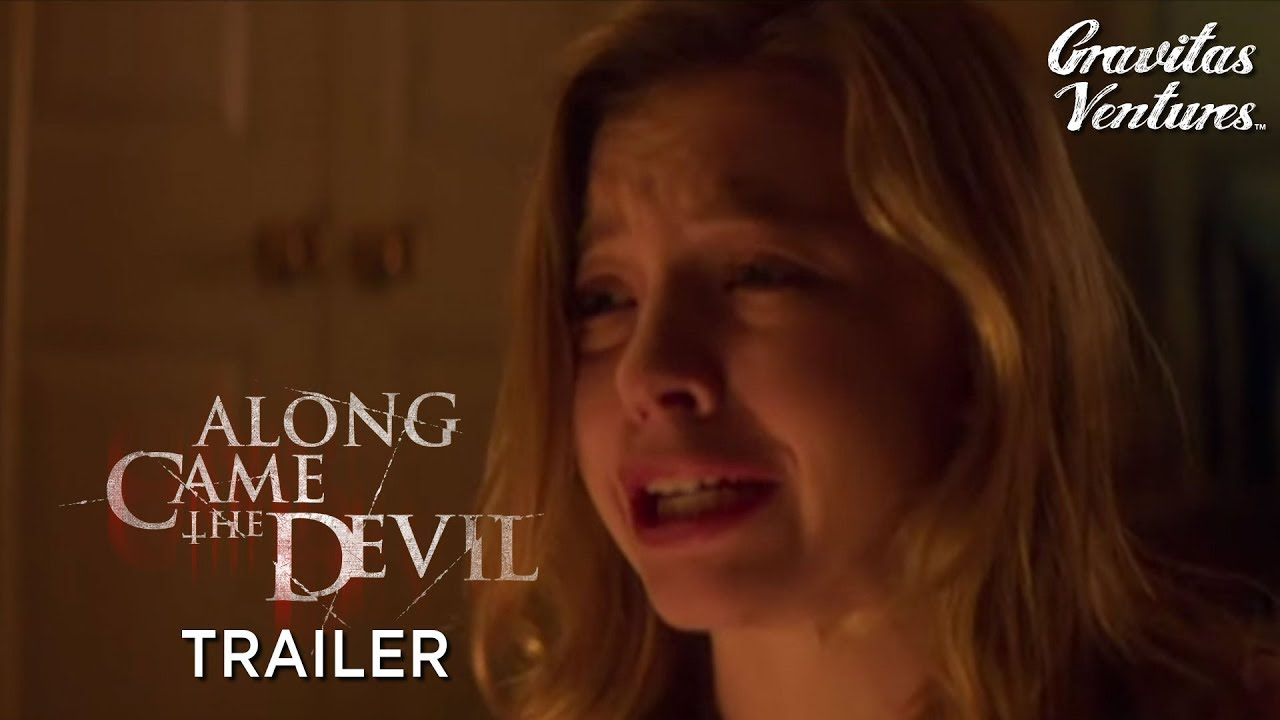 Along Came the Devil | Sydney Sweeney | Bruce Davison | Trailer