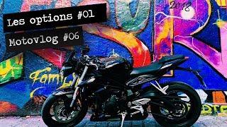 9. FURY LIFE - LES OPTIONS DE MA STREET TRIPLE S - TRIUMPH - MOTO A2