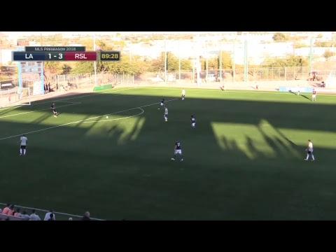 Video: 2018 MLS Preseason - LA Galaxy vs Real Salt Lake