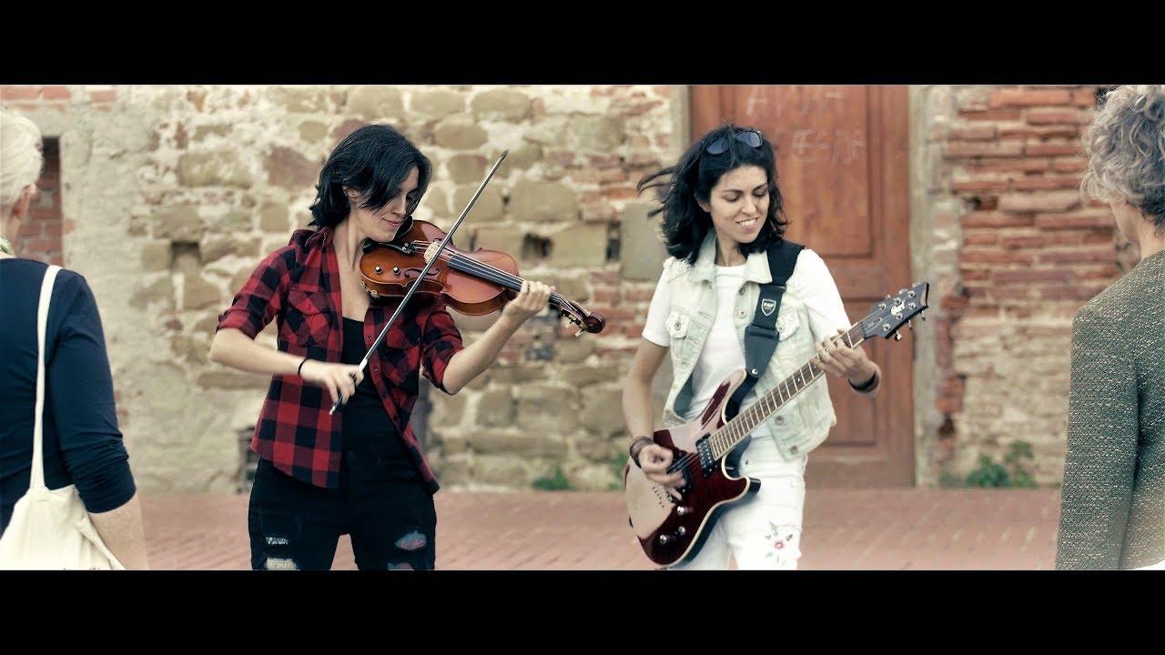 Perfect – Ed Sheeran – Violin & Electric Guitar Cover LOVE IS LOVE