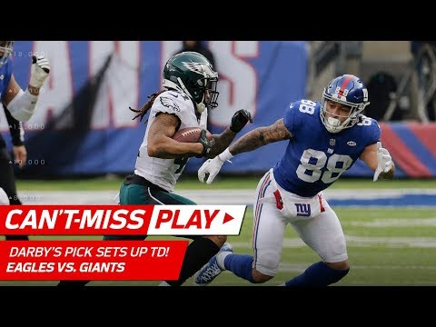 Video: Darby Picks Off Manning, Hits the Spin Button