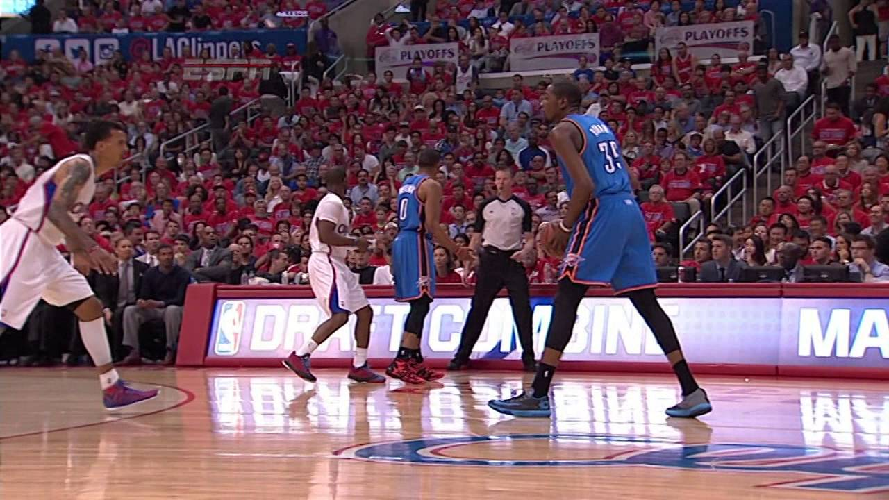 Kevin Durant's Epic Performance Sends Thunder Past Clippers