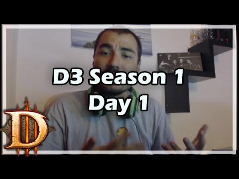D3 - http://www.twitch.tv/nl_kripp http://www.G2A.com/r/kripp A summary of the first day of D3 ladder.. Rate, comment, and subscribe!