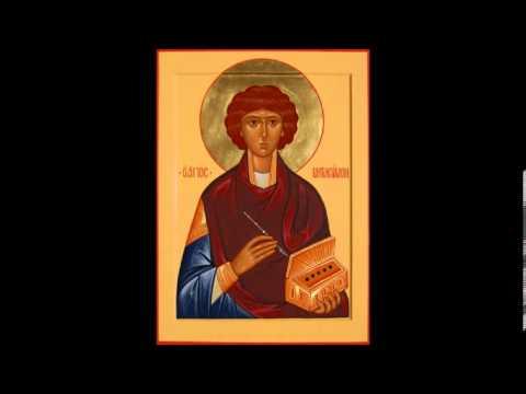 Житие великомученика и целителя Пантелеимона