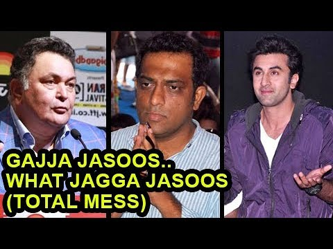 Rishi Kapoor BLASTS Anurag Basu AGAIN On No Filter