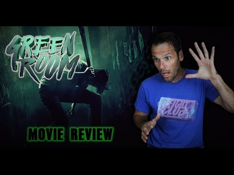 Green Room Movie Review + Favorite Desert Island Band?!