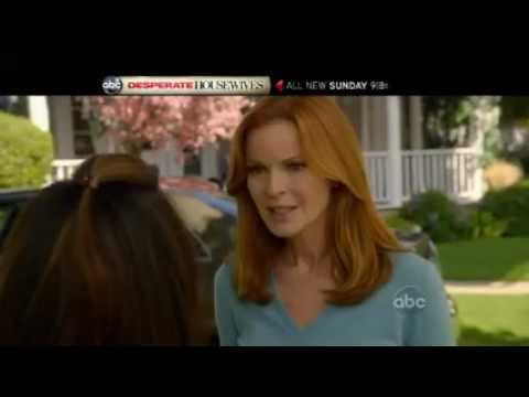 Desperate Housewives : Season 8 Episode 9  'Putting It Together' Promo