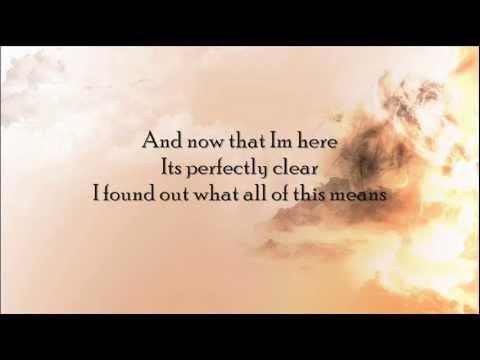 Dream Theater  - The Spirit Carries On (Lyrics On Screen) (видео)