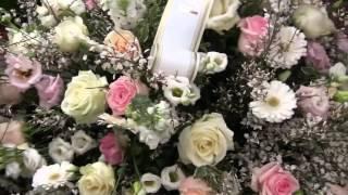 مراسم خاکسپاری والاحضرت اشرف پهلوی در موناکو