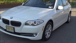 Download Lagu 2013 BMW 528i X-Drive In Depth Review, Start Up, Exhaust, Cornering, and Driving Scenes Mp3