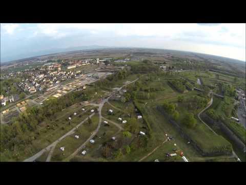 Neuf-Brisach Drone Video