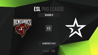 Renegades vs Complexity -  ESL Pro League Season 9 - NA - map2 - de_dust2 [SSW & MintGod]