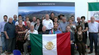 Patto d\'amicizia Messico - Italia