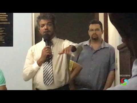 PRONUNCIAMENTO DO PREFEITO JOSÉ GOMES DA SILVA DE MONTE FORMOSO