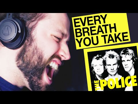 "The Police  ""Every Breath You Take"" Cover by Jonathan Young"