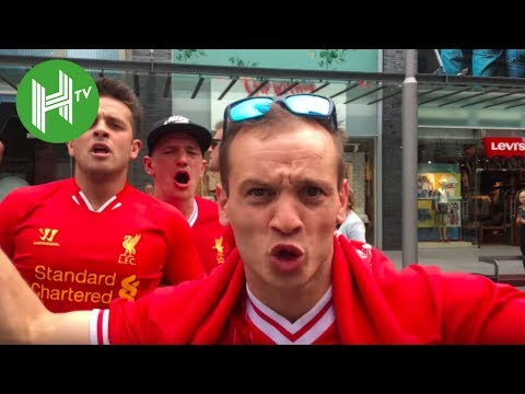 """Unreal"" Atmosphere In Liverpool For The Champions League Final"