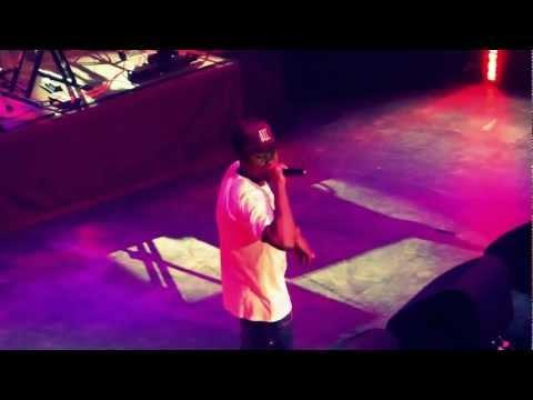 Represent, Represent! Nasir Jones aka @Nas live @013. Not bad, not bad at all. [video]