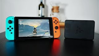 Video game streaming is huge. And it's easy really, you can easily connect your computer to a streaming service, boot up your game and a mic, and you're on your way to Twitch stardom.But what if you really want to stream games from a device that isn't your computer? What if you want to stream from a Nintendo Switch, for example? (ZELDA?? MARIO KART??)Well, so long as you have the right equipment, it's not as hard as it might sound. Here's how to stream games from the Nintendo Switch.LINK(S) MENTIONED IN THE VIDEO:Written tutorial - https://theunlockr.com/2017/05/24/live-stream-games-nintendo-switch/GIVEAWAY:To enter the giveaway:1. Like the video.2. Comment why you would want to live stream Nintendo Switch games.3. Make sure you are subscribed and have notifications turned on for new videos.4. When it gets to 1k likes I'll choose someone at random to win the Razer Ripsaw and announce on Twitter (so follow me there for details - twitter.com/theunlockr5. It is international and I'll ship it myself to you.Check out the rest of the channel: https://youtube.com/c/theunlockrSubscribe! - http://www.youtube.com/user/mobileunlimited?sub_confirmation=1Connect with me on our social networks to chat, get behind the scenes photos, and shots of tech I'm excited about:Facebook - https://www.facebook.com/TheUnlockrTwitter - https://twitter.com/TheUnlockrGoogle+ - https://plus.google.com/+TheUnlockr1Instagram - http://instagram.com/theunlockr/Head here for the latest jailbreaking tutorials and jailbreak tweaks! - http://bit.ly/1PK208cSet your phone free! You can buy unlock codes to allow you to use any carrier with your phone, head here! - http://bit.ly/1JtHbNnCheck out the site for more videos, tips, tricks, and more!https://TheUnlockr.comCheck out our YouTube Channel! http://www.YouTube.com/c/TheUnlockr